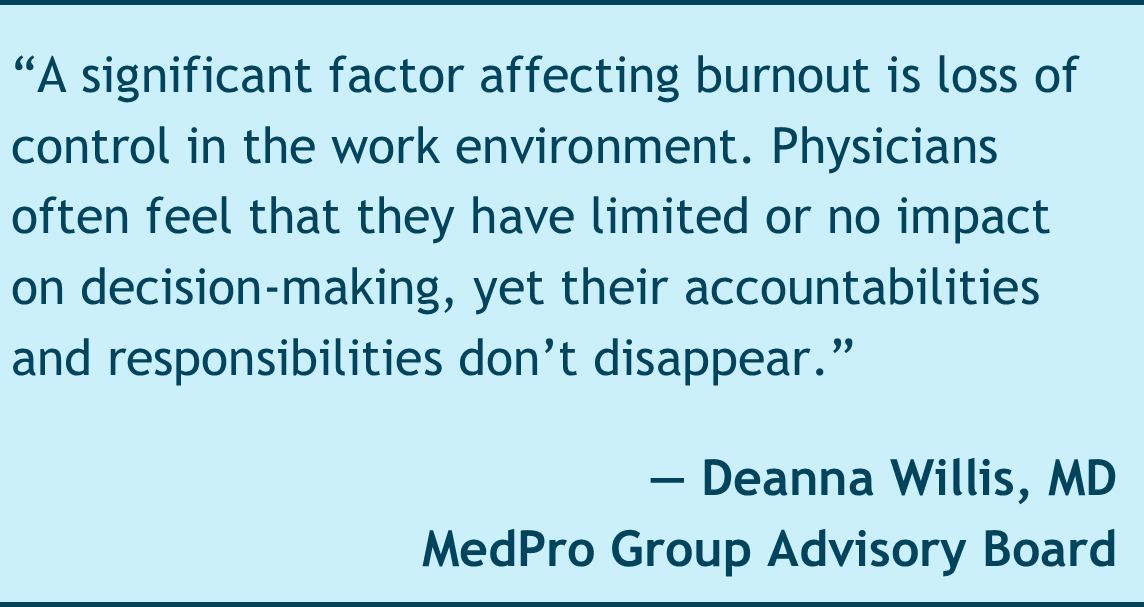 Feeling the Burn? 10 Ways Healthcare Providers Can Proactively Address Burnout