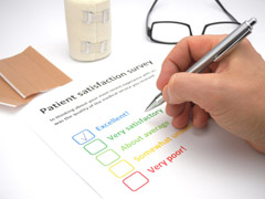 The importance of patient satisfaction surveys in healthcare using patient satisfaction surveys as a quality improvement tool maxwellsz